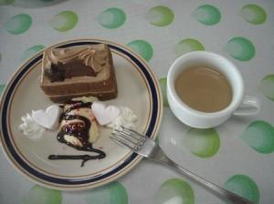 お誕生日ケーキ?