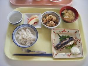 02月03日特別食(昼)