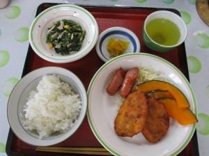 4月からお食事が変わりました〜成人部〜