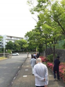 障がいスポーツ大会〜フライングディスク〜