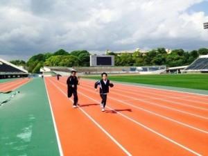 スポーツ大会参加♪〜練習風景〜
