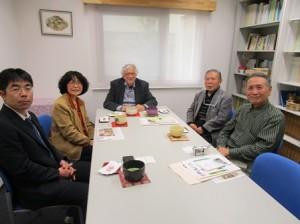 特定非営利活動法人ニッポン・アクティブライフ・クラブ(NALC)様が来塾されました