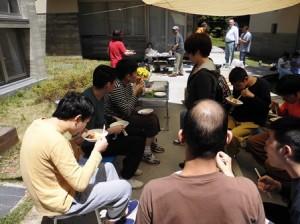 子どもの日企画第2弾♪『いっぱい食べちゃおう!バーベキュー大会』〜児童部〜