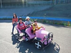 関西サイクルスポーツセンターへ♪〜児童部〜