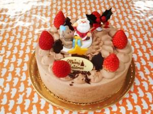 H27.12.10クリスマスケーキ