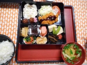 お正月〜児童部 成人部のおせち料理〜