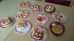 パンケーキを作ったよ〜児童部〜