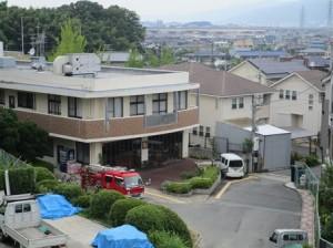 富田林消防署立ち合い避難訓練〜成人部〜