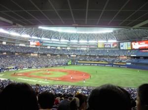 京セラドーム大阪での野球観戦♪~児童部ニュース〜