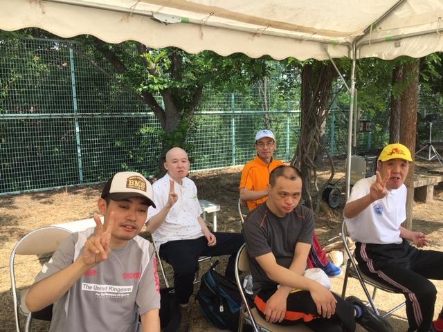 令和元年 障がい者スポーツ大会② フライング ディスク競技