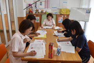 食生活支援について~新人研修~