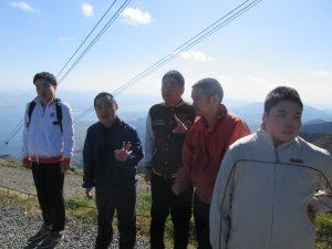 第二成人部 社会見学 琵琶湖テラス
