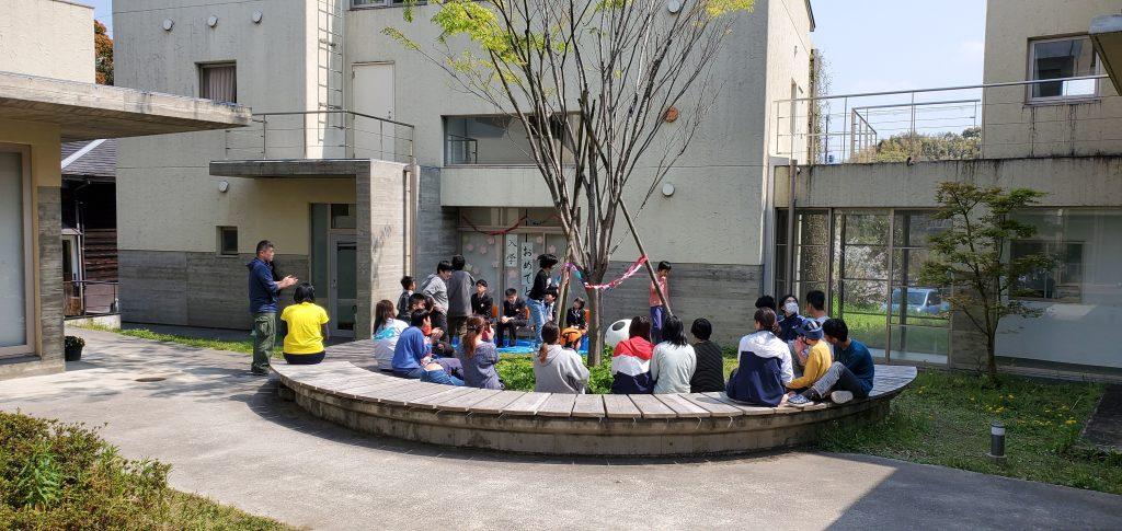 児童部4/8(水) 塾内入学式