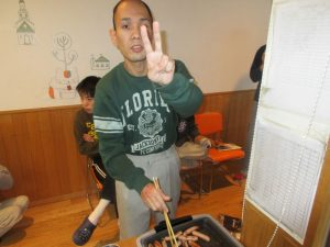 肉肉まつりじゃ~!! ~歓迎会BBQ~