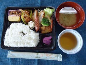 成人部イベント食~弁当篇~