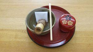 茶道の体験
