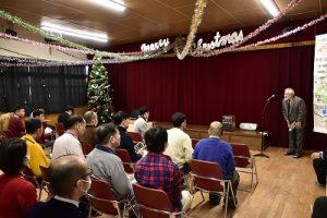 クリスマス祝会 第1部🎄~成人部~