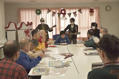 クリスマス祝会 第2部🎄~成人部~