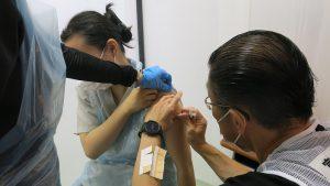 富田林市 コロナワクチン巡回接種2